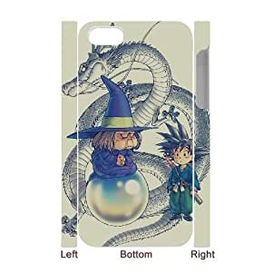 YUAHS(TM) DIY 3D Phone Case for Iphone 4,4S with Dragon Ball Z YAS387831