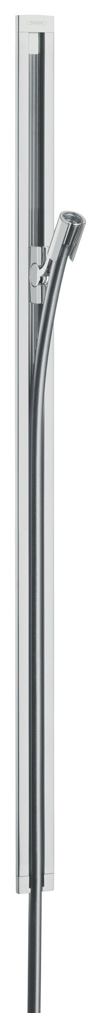 Hansgrohe 27844000 Puravida Wallbar, Chrome by Hansgrohe