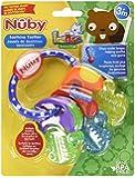 Nuby 530455 IcyBite Keys Teether