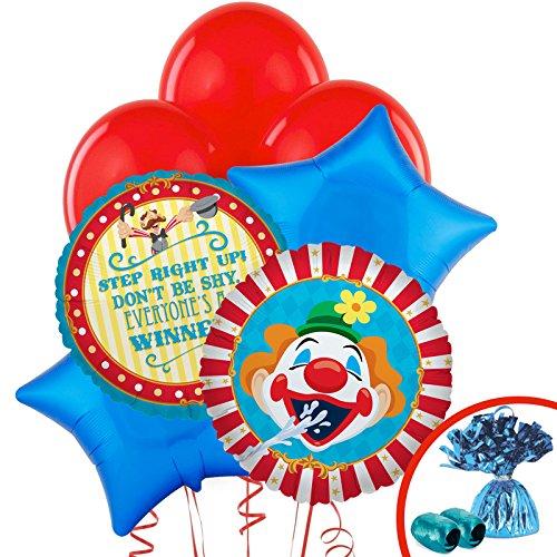 (BirthdayExpress - Carnival Games Balloon Bouquet - Multi-Colored)