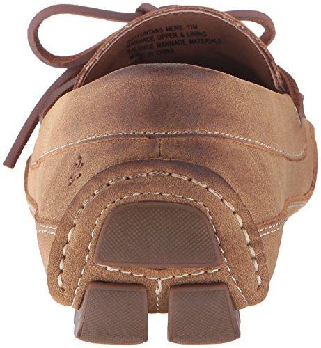 IZOD Pu Tan Slip Men's Burton Suede Loafer On 220 vvrBaq
