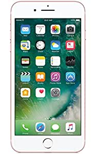 Apple iPhone 7 Plus - T-Mobile Locked (Certified Refurbished) (Rose Gold, 256 GB)
