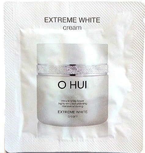 30 X Ohui Extreme White Cream 1ml, Super Saver Than Normal Size