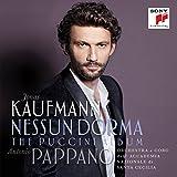 Music : Nessun Dorma: Puccini Album by Jonas Kaufmann (2015-09-23)