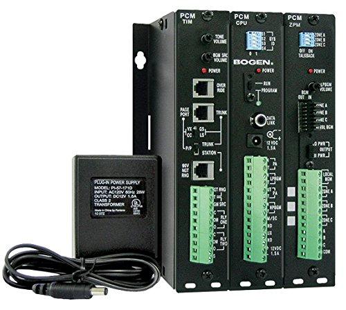 - Bogen PCMSYS3 Pre-Assembled Paging System