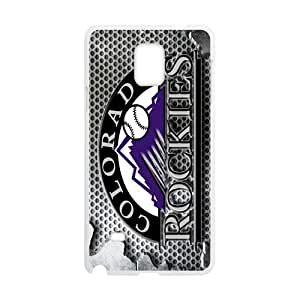 colorado rockies Phone high quality Case for Samsung Galaxy Note4 Case