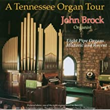 Tennesssee Organ Tour