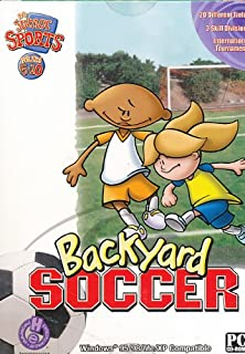 Amazon Com Backyard Soccer Video Games