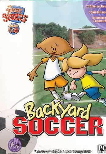 Amazon Com Backyard Soccer Jewel Case Pc Mac Video Games