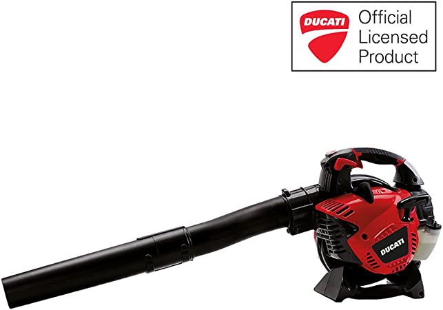 Ducati DBL40VA28 - Soplador y aspirador a gasolina 27.6cc: Amazon.es: Jardín