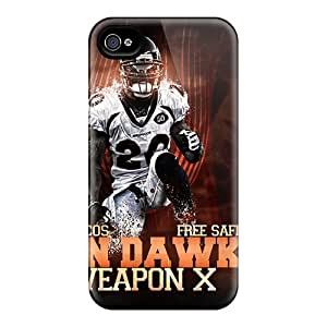 InesWeldon Iphone 6plus Bumper Hard Phone Cover Unique Design Fashion Denver Broncos Series [mZg14889xgwF]