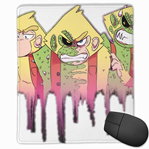 GNonBcalvAes Fools Gold Whole Bunch of Sips Large Funny Mousepad Desktop Laptop Mouse Pad,Waterproof Keyboard Pad Thick Extended Mat for Office/Home&Gamer