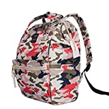 Stylish Doctor Style Canvas School Backpack Functional Bag - Best Reviews Guide