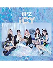 ITZY 'It'z Icy' Album Icy Ver CD+80p PhotoBook+2p PhotoCard++Message PhotoCard SET+Tracking Kpop Sealed