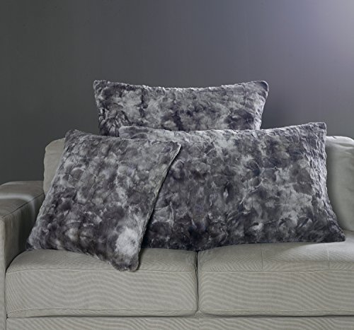 Brielle Faux Pillow Standard Starling