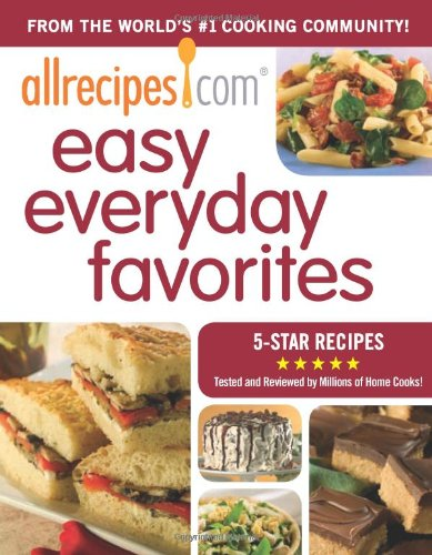 Allrecipes Com Easy Everyday Favorites  From The Worlds  1 Cooking Website
