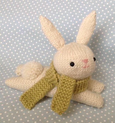 Bunny Knit Pattern