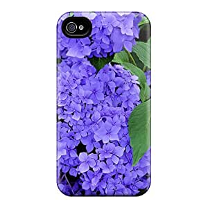 UPw1222YLAl Case Cover, Fashionable Iphone 4/4s Case - Beauty Flower