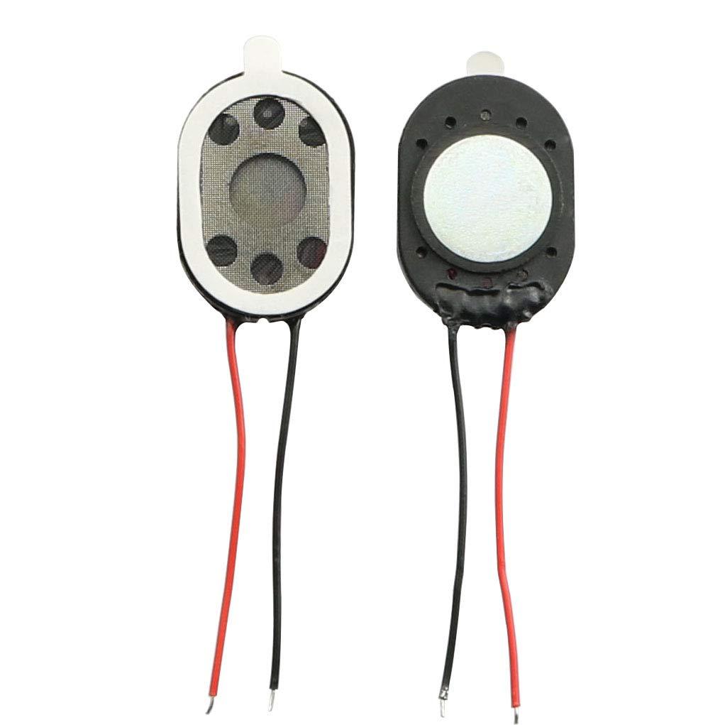 ToToT 4PCS 1W 8Ohm Tablet Horn The Original Way N90 U9GT2 1420 2014 Panel 20mm14mm3.5mm Audio Speaker DIY Loudspeaker