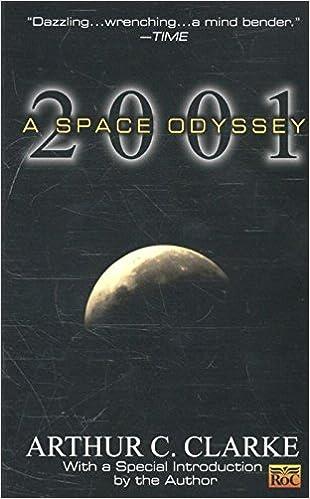 Arthur C. Clarke - 2001 A Space Odyssey Audiobook