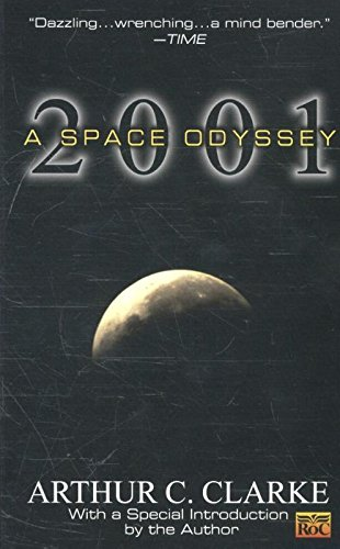 Book cover for 2001: A Space Odyssey