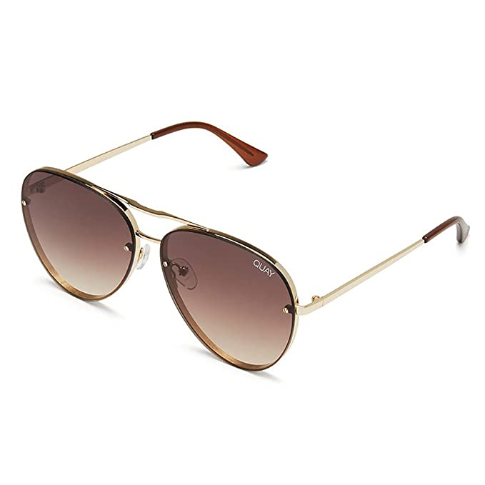 9a8b8bd451 Amazon.com  Quay Women s Cool Innit Sunglasses