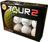 Nike One Black B Grade Recycled Golf Balls (36 Piece Value Pack), Outdoor Stuffs