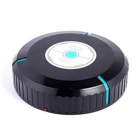 Robot aspirador, creativos Robot limpiador automático mini de robot de vacío Sweeper con 20pcs microfibra