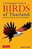 Front cover for the book A Photographic Guide to the Birds of Thailand Including Southeast Asia & the Philippines by Morten Strange