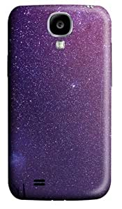Milky Way Above The Trees Custom Samsung Galaxy I9500/Samsung Galaxy S4 Case Cover Polycarbonate 3D
