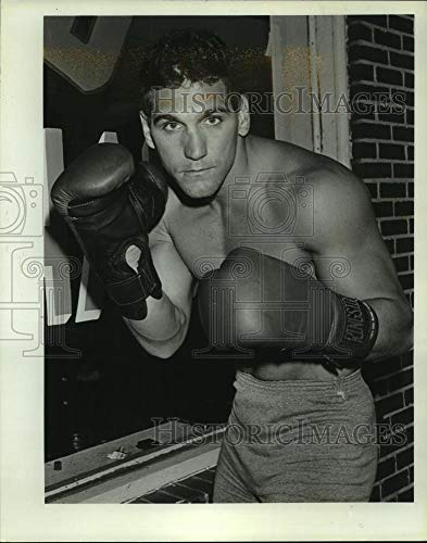 Vintage Photos 1992 Press Photo Light Heavyweight Boxer Randall Yonker - amra05754 (Best Light Heavyweight Boxers)