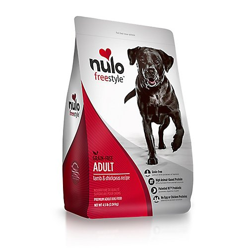 Nulo Freestyle Lamb/Chickpea Dry Dog Food 24lb