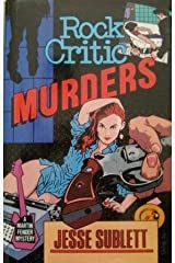 Rock Critic Murders Hardcover