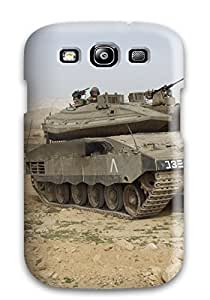 High-quality Durable Protection Case For Galaxy S3(merkava)