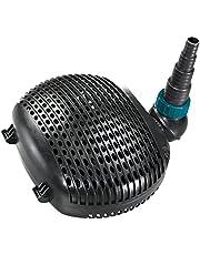 AquaForte RD741 EC-5000 pompa filtrująca/do stawu, 5 m³/h, wysokość tłoczenia 3 m, 26 W