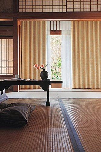 東リ やさしい色合いが優雅なカーテン カーテン2.5倍ヒダ KSA60190 幅:200cm ×丈:220cm (2枚組)オーダーカーテン   B078C783WV