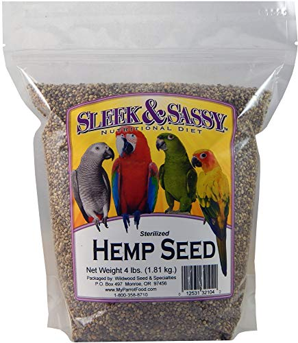 Sleek & Sassy Hemp Seed