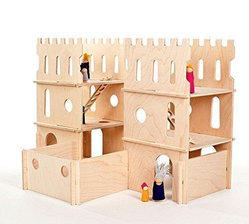 Modular Castle Towers by Manzanita Kids