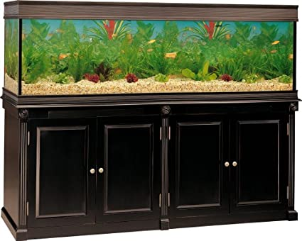 Lovely solid Wood Aquarium Cabinets