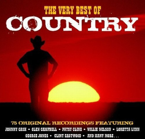 Greatest Country Hits Cd (The Very Best Of Country)