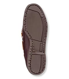 Handsewn Moccasins Camp Moc: Brown