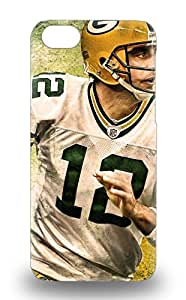 Hot Tpye NFL Green Bay Packers Aaron Rodgers #12 3D PC Case Cover For Iphone 5c ( Custom Picture iPhone 6, iPhone 6 PLUS, iPhone 5, iPhone 5S, iPhone 5C, iPhone 4, iPhone 4S,Galaxy S6,Galaxy S5,Galaxy S4,Galaxy S3,Note 3,iPad Mini-Mini 2,iPad Air )