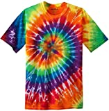 Koloa Surf (tm) Youth Colorful Tie-Dye T-Shirt,S-Rainbow: more info