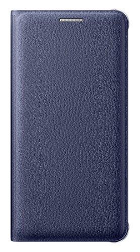 new concept b55f5 ab2ba Genuine Samsung Leather Flip Wallet Case Cover for Samsung Galaxy A3 (2016)  - Sapphire Blue (EF-WA310PBEGWW)