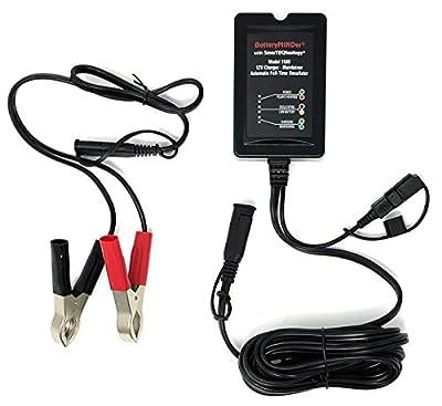 BatteryMINDer Model 1500: 12Volt 1.5 Amp Maintenance Charger / Desulfator