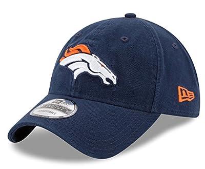 New Era Denver Broncos Secondary Core Classic Twill 9TWENTY Adjustable Hat/Cap from New Era
