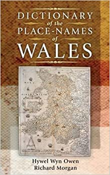 Book Dictionary of the Place-names of Wales