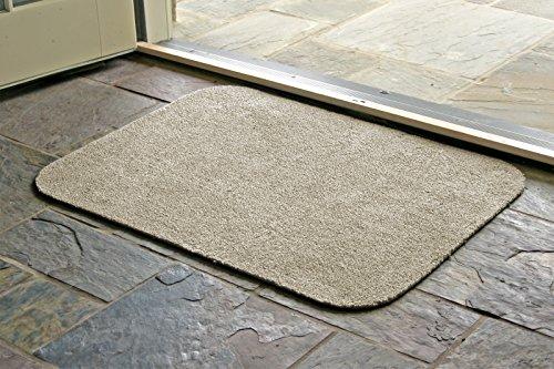 Dirt Stopper Door Mat (Dirt Stopper, 20 by 30-Inch, Brown)