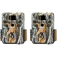 Browning Trail Cameras Strike Force Pro HD 18MP Game Camera, 2 Pack | BTC-5HD-P