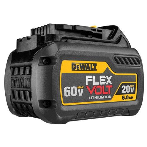 DEWALT DCB206-2 20V MAX 6.0Ah Lithium Ion Premium Battery, 2 Pack by DEWALT (Image #3)